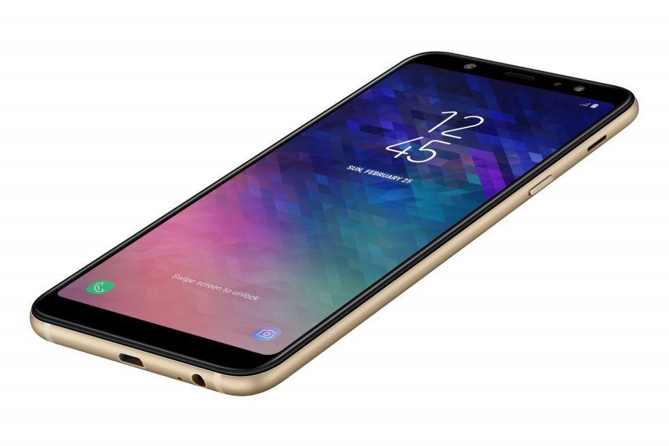 بالصور: سامسونج  Galaxy A6 و +  Galaxy A6