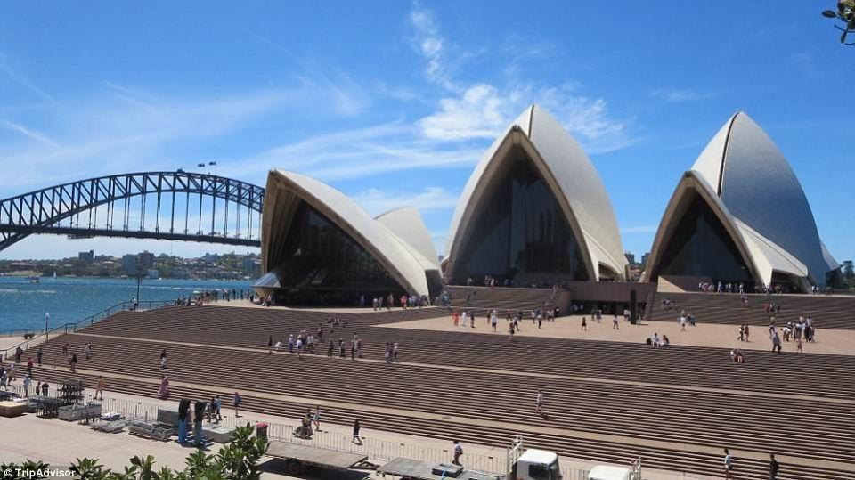 """بالصور: أفضل المعالم في العالم بتصنيف """"TripAdvisor"""""""