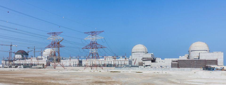 """الإمارات تبدأ بتشغيل """"براكة"""" النووي أواخر 2019"""