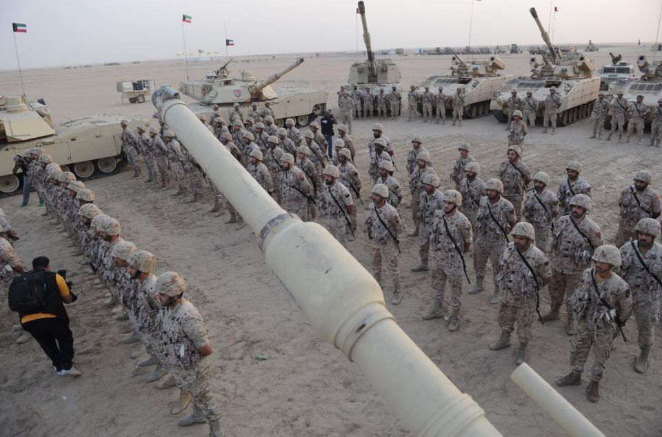 انتشار  نوروفيروس بين الجنود الأميركيين في معسكرين في الكويت