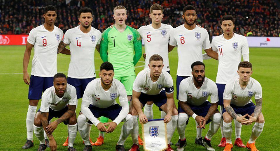 شاهد الطريقة التي أعلن فيها عن التشكيلة الإنكليزية لكأس العالم 2018