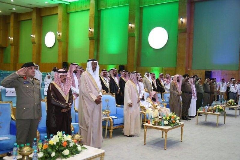 التحقيق مع قاضيين سعوديين لم يقفا حين عزف نشيد السلام الوطني