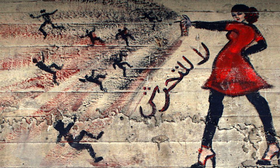 لبنانية تواجه الحبس بين ثلاث وخمس سنوات إذا أدينت بتهمة الإساءة للشعب المصري