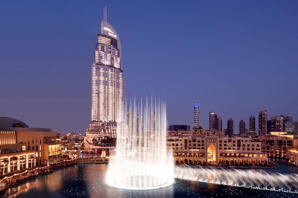 «العنوان وسط المدينة» يعيد افتتاح أبوابه في دبي