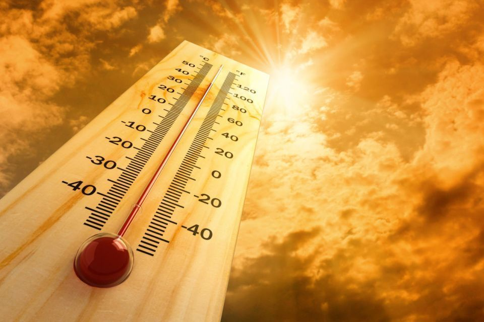 درجات الحرارة في السعودية ستصل إلى الخمسينات في الصيف