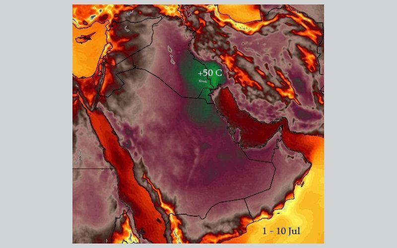 الخميس بداية «مربعانية القيظ» وارتفاع درجات الحرارة بالإمارات
