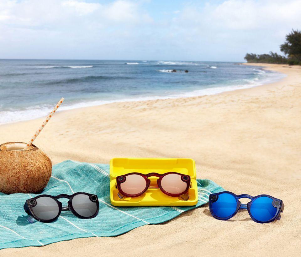 وصول الجيل الجديد من نظارة سنابتشات إلى الإمارات