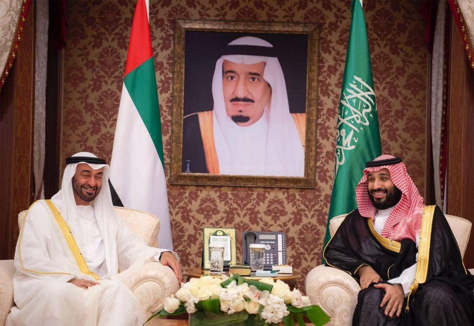 الإمارات والسعودية تعلنان رؤية للتكامل الاقتصادي والتنموي والعسكري