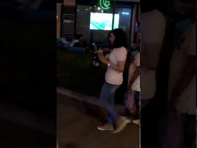 فيديو: القبض على 7 متشبهين بالنساء في السعودية
