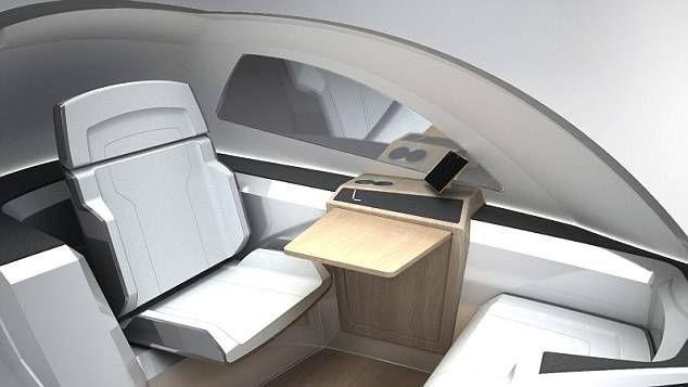 بالصور: كبسولات للنوم في مطارات أوروبا