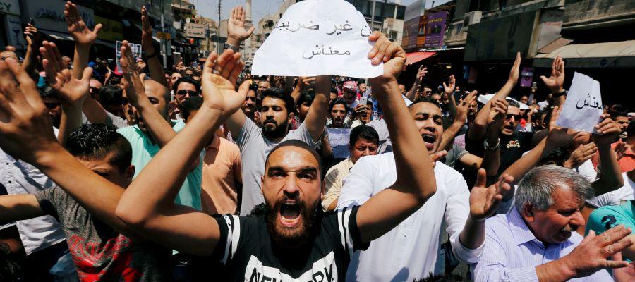الأردن يعلق آمالا على حزمة مساعدات خليجية بمليارات الدولارات