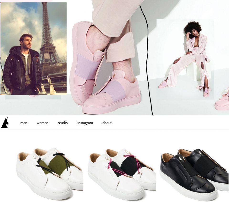 من لاجئ سوري إلى صاحب علامة تجارية فاخرة للأحذية الرياضية في باريس