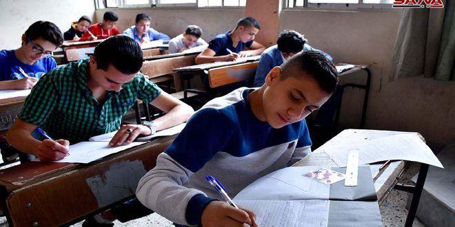 وزارة التربية السورية تعلن نتائج امتحان شهادتي التعليم الأساسي والإعدادية الشرعية غداً