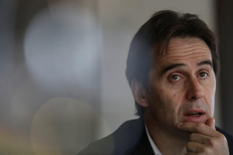 اقالة لوبتيجي من تدريب إسبانيا