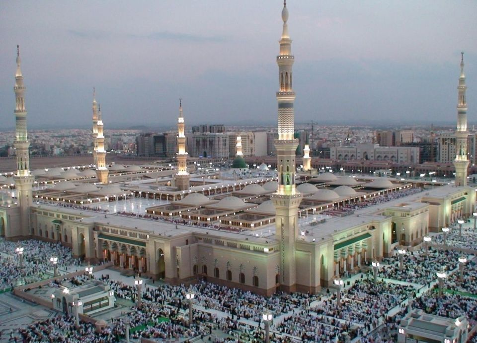 كم تنفق مساجد السعودية من كهرباء؟