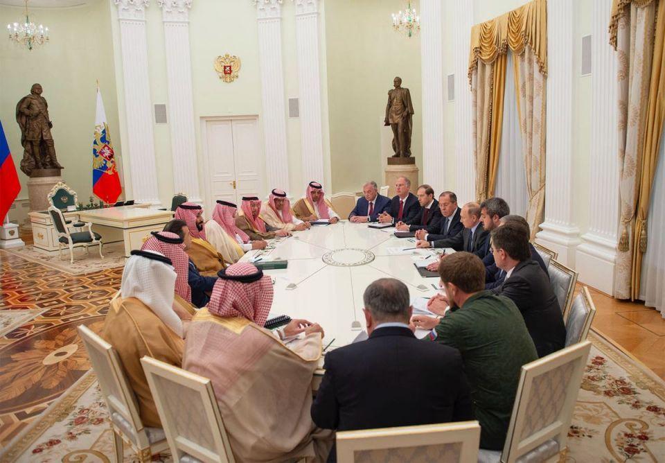 السعودية تستثمر ملايين الدولارات في أكبر مدينة ذكية بروسيا