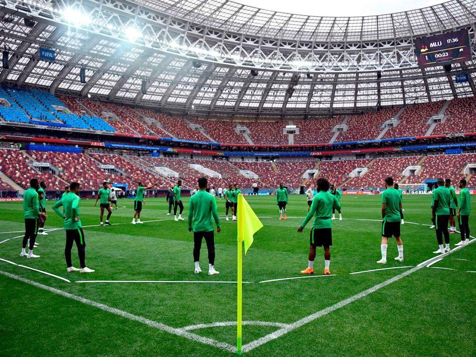 مدرب السعودية يتوعد بخسارة روسيا في أولى مباريات كأس العالم