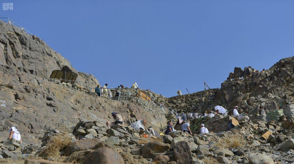 السعودية تنشئ مركزاً للزوار في جبل النور بمكة