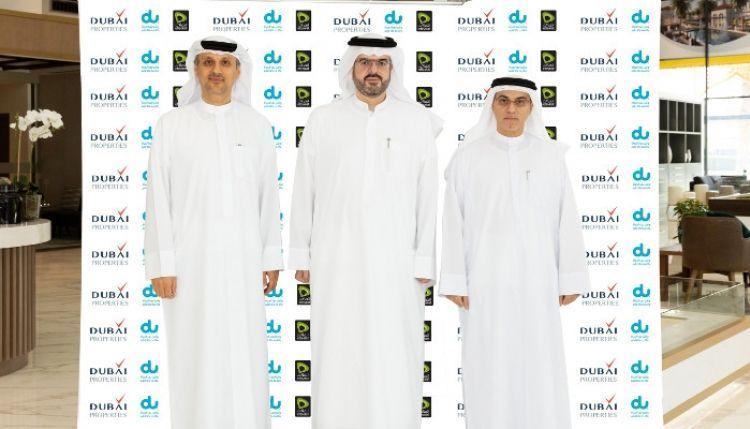 اتفاقية لتطوير البنية التحتية الذكية لخدمات الاتصالات في الإمارات
