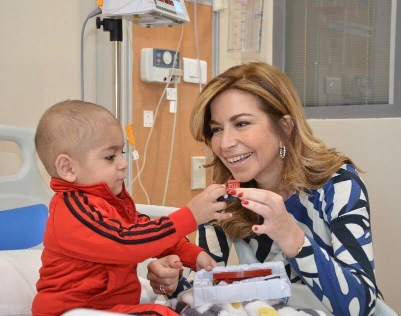أميرة هاشميّة لعضو برلمان أردني: عارٌ عليك القول بأنّ مرضى السرطان مصيرهم الموت