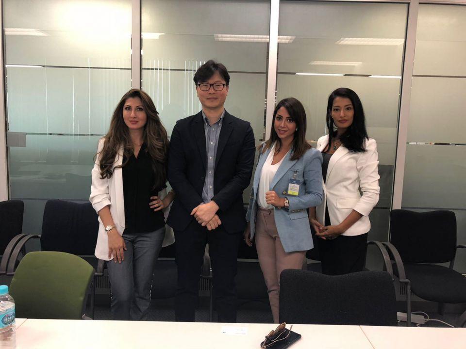 هيونداي تستضيف سائقات سعوديات في كوريا