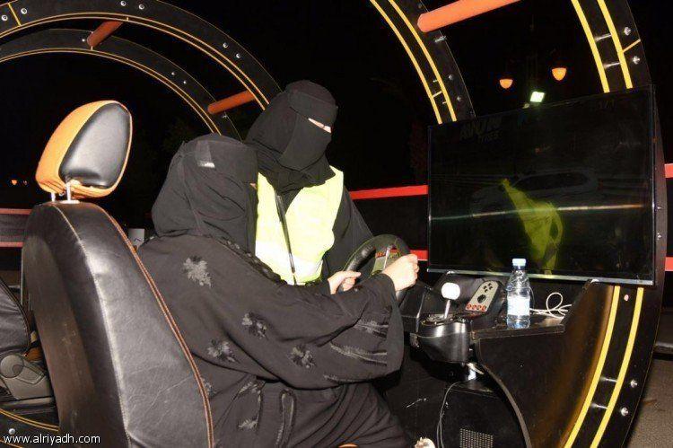 إقبال كبير على فعاليات «توكلي وانطلقي» بتبوك السعودية... صور