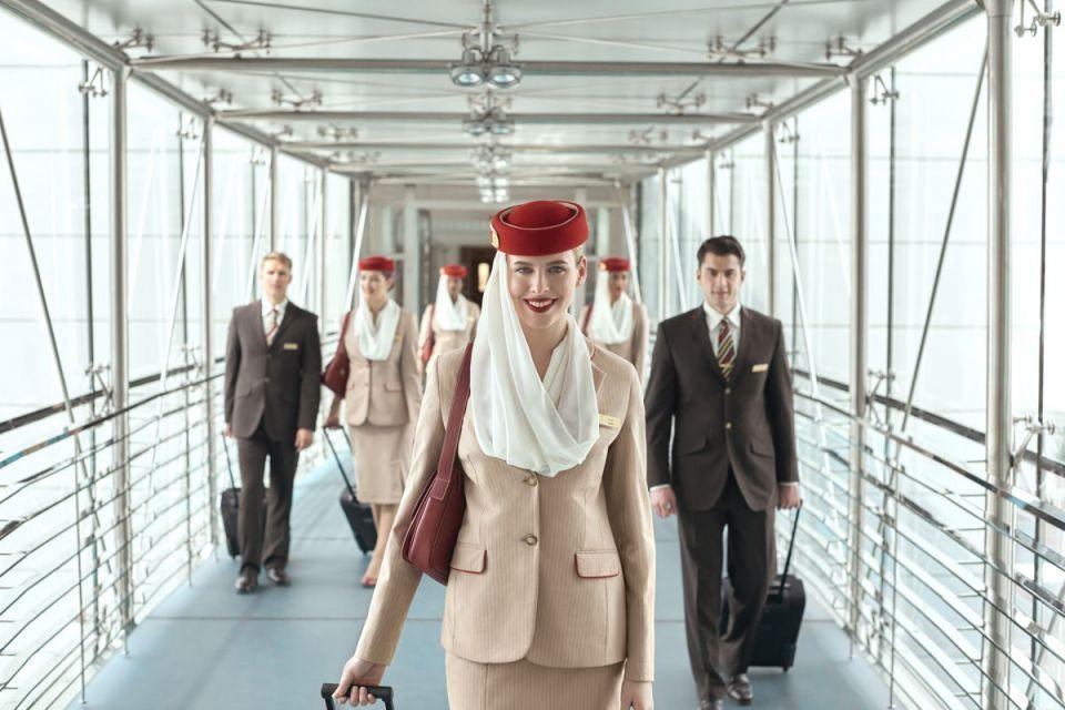 طيران الإمارات تنظم يومين لتوظيف مضيفات ومضيفين لبنانيين