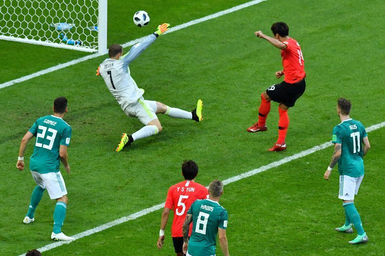 فيديو: شاهد هدفي كوريا للإطاحة بآمال ألمانيا بكأس العالم