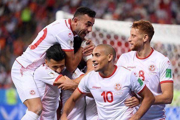 الخزري يمنح تونس أول انتصار في نهائيات كأس العالم خلال 40 عاما