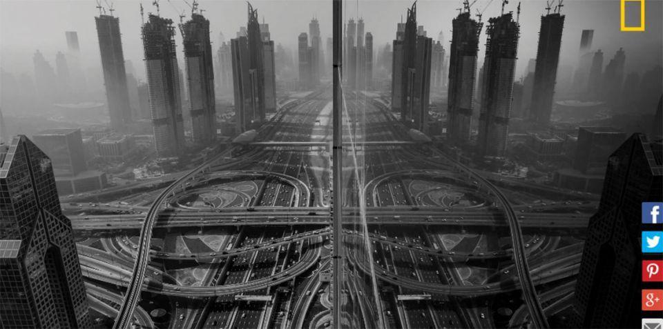 شاهد أبرز الصور الفائزة بمسابقة ناشيونال جيوغرافيك للسفر 2018 و من بينها صورة مذهلة لدبي