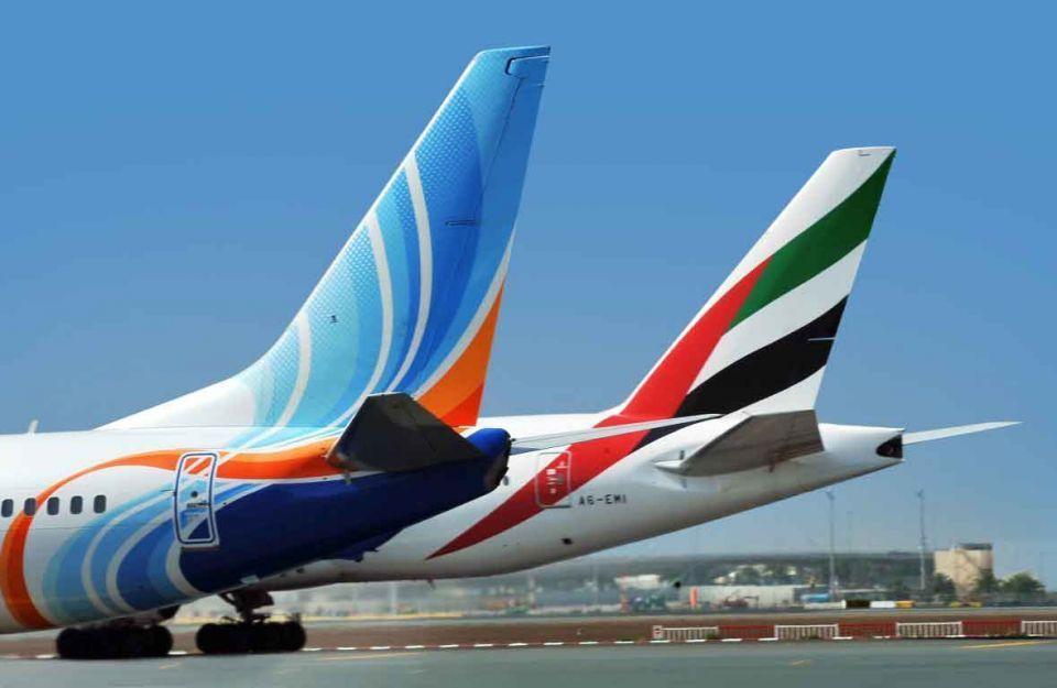 فلاي دبي تضم برنامج المكافآت الى سكاي واردز طيران الامارات