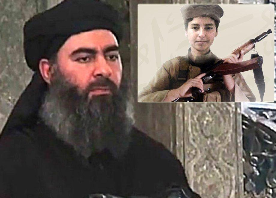 مقتل نجل زعيم تنظيم داعش في حمص بسوريا