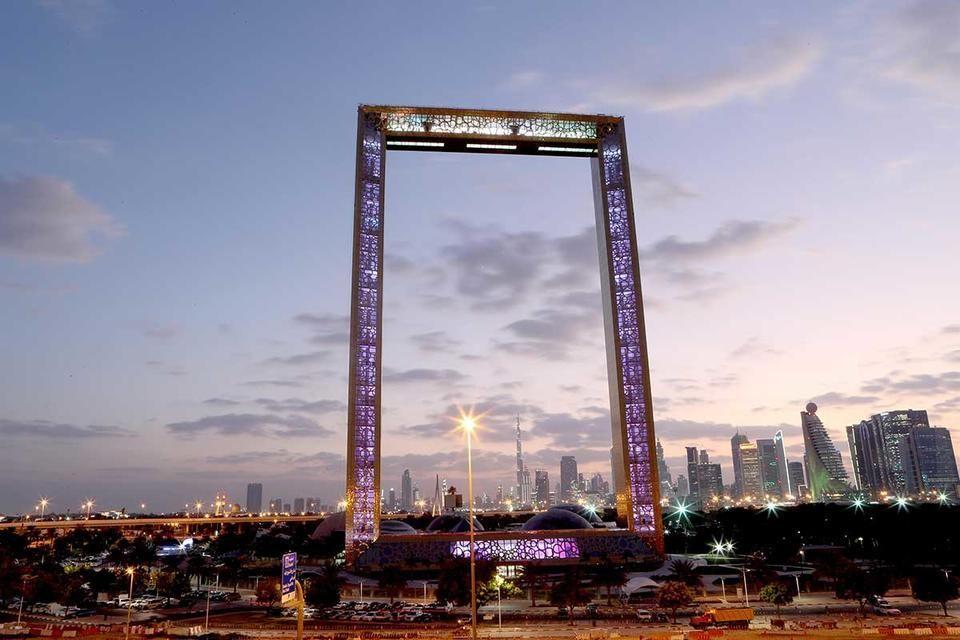 بلدية دبي تطلق نظام حجز التذاكر والخدمات الذكية لـ «برواز دبي»