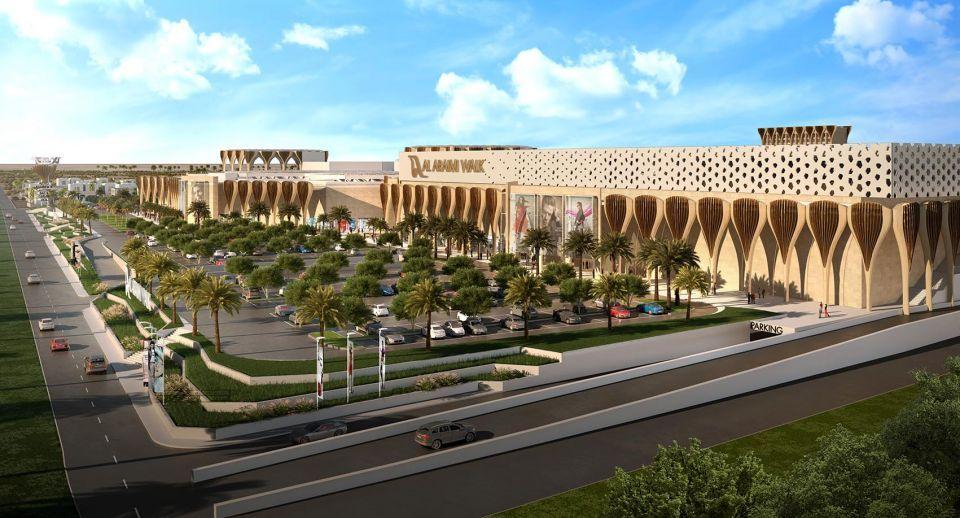 """افتتاح مشروع """"ممشى العريمي"""" الضخم في سبتمبر 2020"""