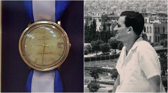 أرملة الجاسوس كوهين تفضح الموساد: اشترو «الساعة» من مزاد تسّوقٍ علنيٍّ