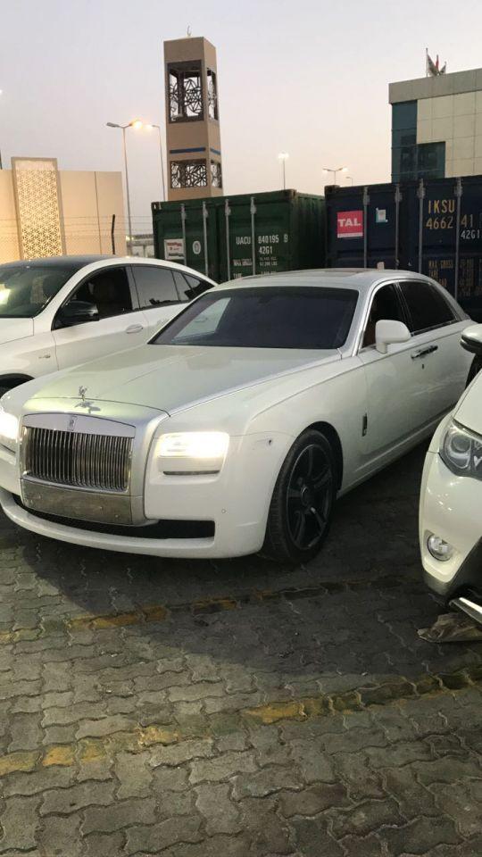 شرطة دبي تطيح بـ 4 عصابات متخصصة بسرقة السيارات الفارهة