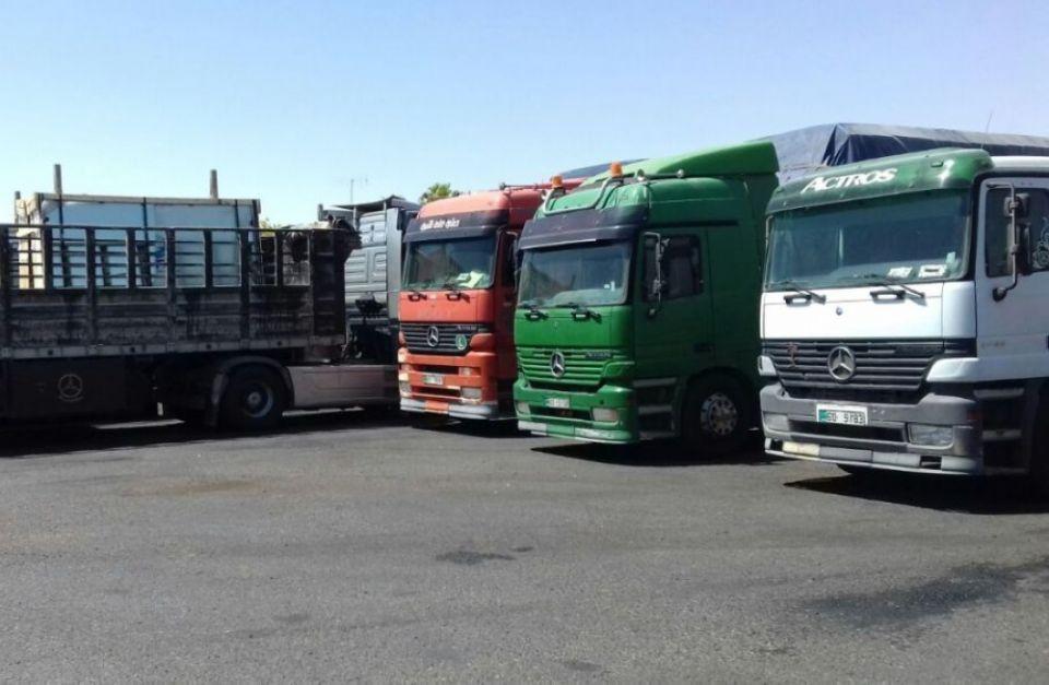 خروج الشاحنات القديمة من السوق السعودي