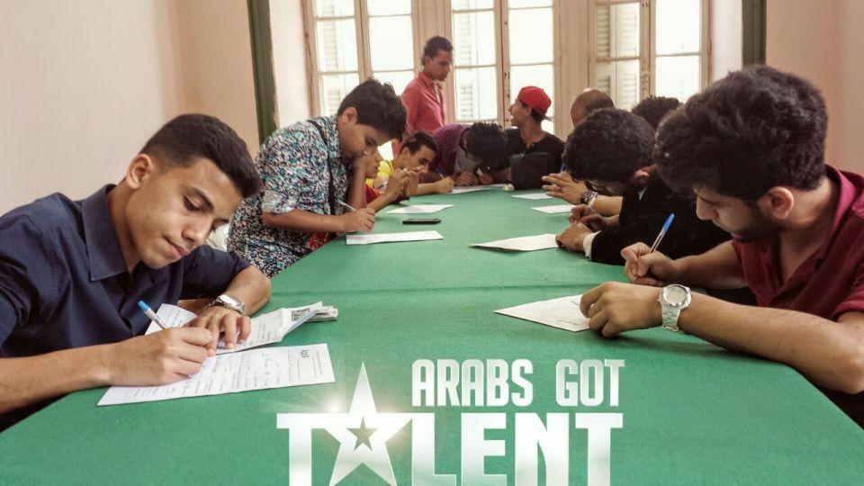 بالصور: انطلاق المرحلة الثانية من اختبارات تجارب أداء الموسم السادس من Arabs Got Talent