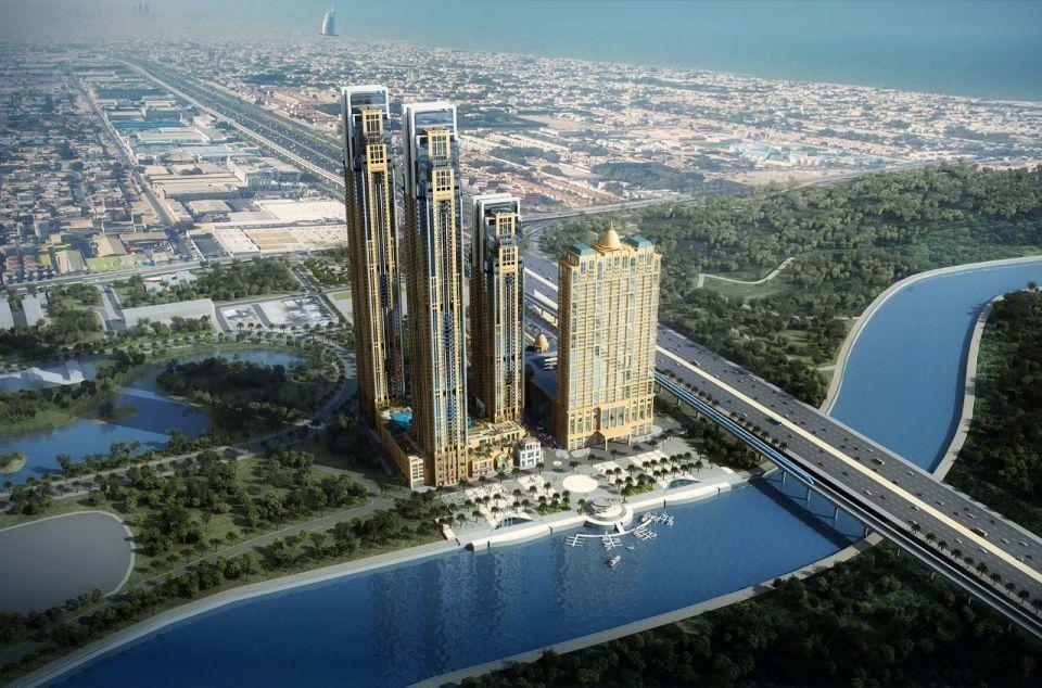 ماريوت انترناشونال تتخلى عن إدارة 3 فنادق في دبي