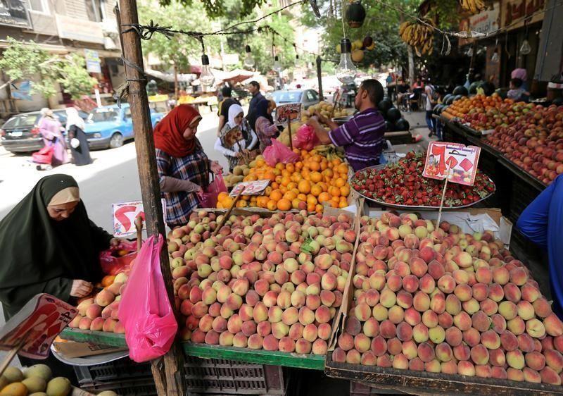 التضخم السنوي بمصر يعاود الارتفاع لأول مرة في 10 أشهر