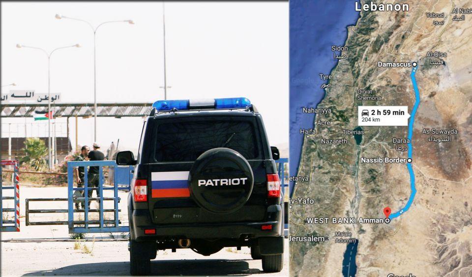 أنباء عن فتح الطريق الدولي بين الاردن وسوريا بعد 3 سنوات من إغلاقه