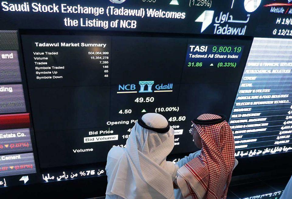 تباين بورصات الخليج وأسهم القطاع المالي تؤثر سلبا