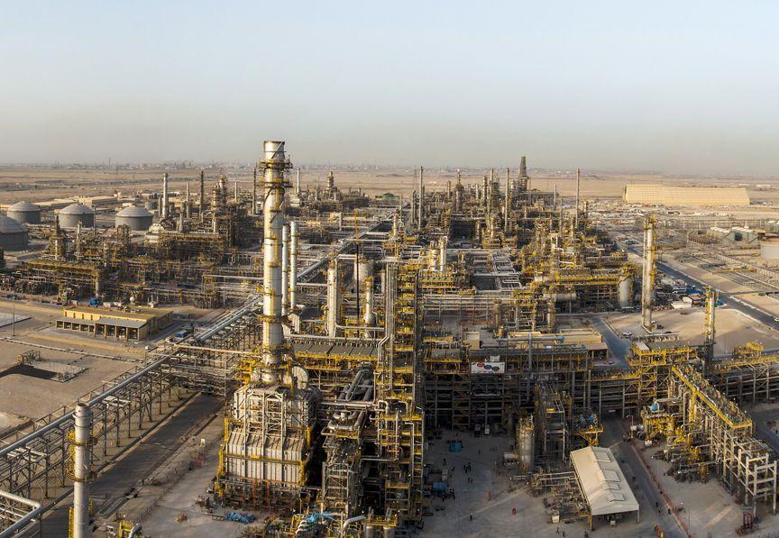مصفاة نفطية سعودية تصدر أول شحنة من البنزين إلى الولايات المتحدة