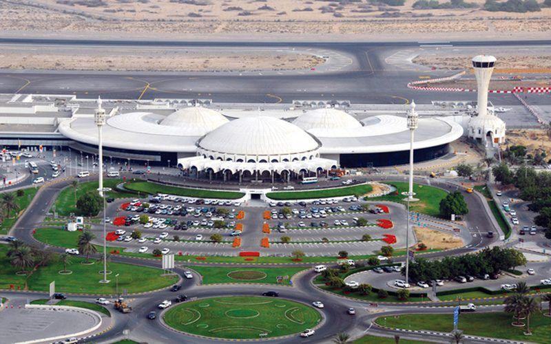 5.731 مليون مسافر عبر مطار الشارقة في النصف الأول من 2018