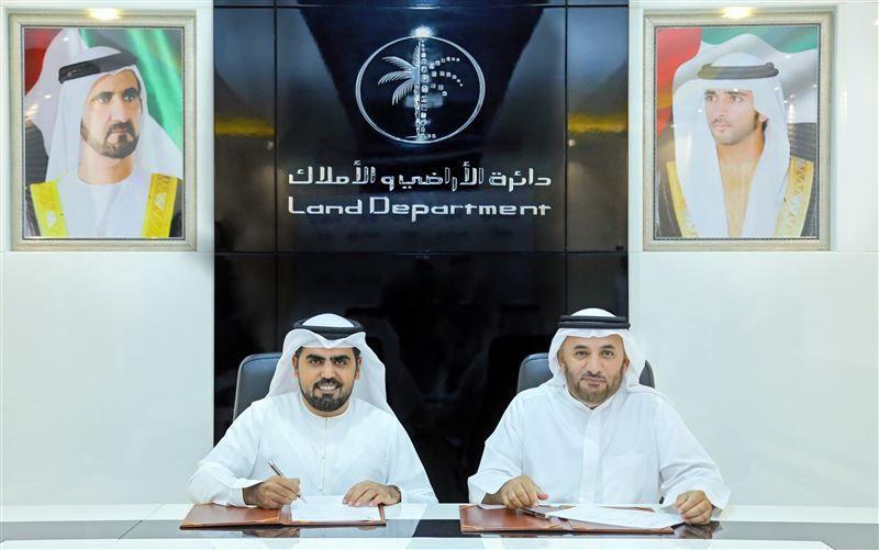 اتفاق شراكة يهدف لدعم تطوير قطاع العقارات في دبي