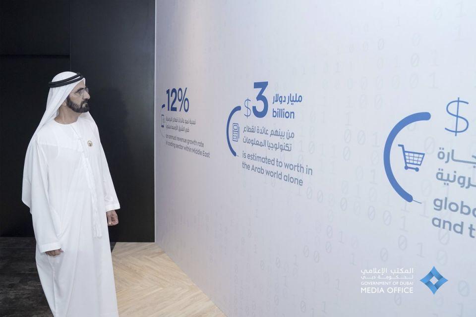 مبادرة مليون مبرمج عربي توفر فرصاً للخريجين لتأسيس شركاتهم في دبي