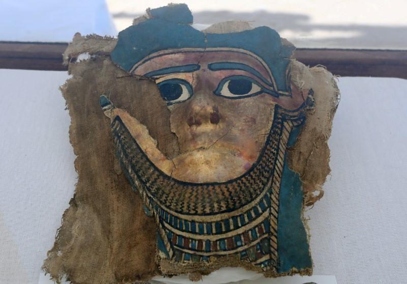 كشف أثري في مصر لورشة تحنيط قرب جبانة سقارة