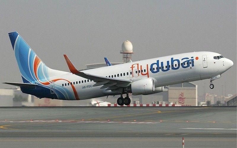 فلاي دبي توقف الرحلات إلى النجف العراقية حتى 22 يوليو