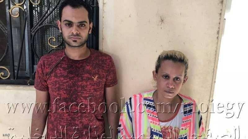 الأمن المصري يكشف تورط الأم في جريمة أطفال المريوطية... صور