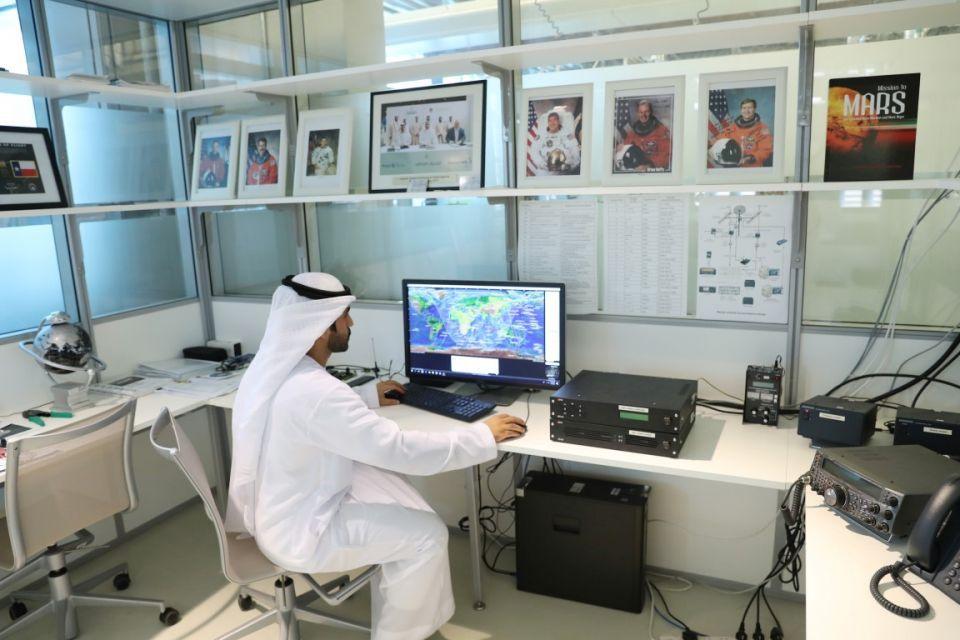 الإمارات: الانتهاء من بناء النموذج الهندسي للقمر «ماي سات - 1»